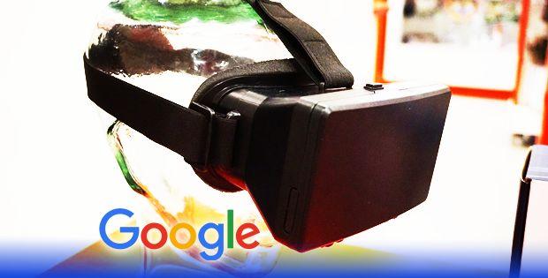 Google lanzará sus gafas de realidad virtual este año - Hombre's Trend