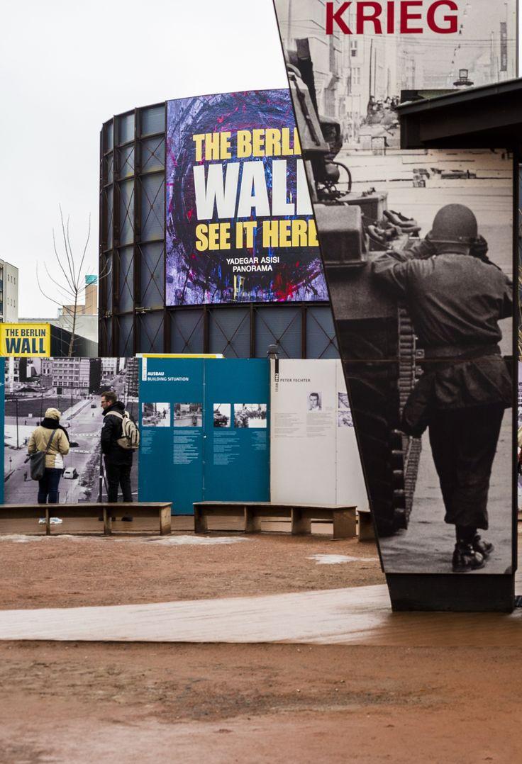 The Berlin Wall - Sony A7S + Vivitar 28mm f/2.8