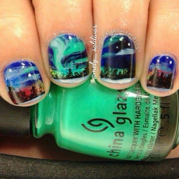 Mejores 97 imágenes de Nails salon en Pinterest | Esmalte para uñas ...