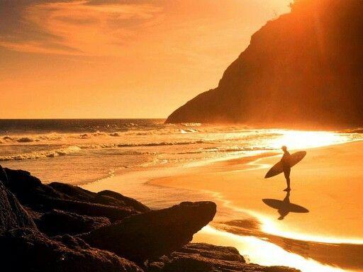 Mar, sol y surf