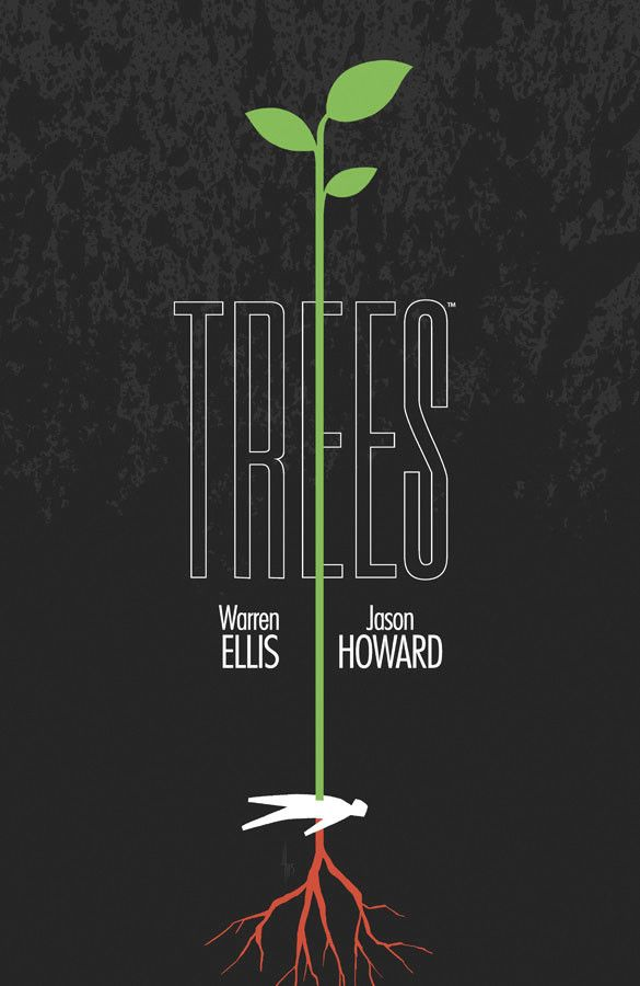 Trees (2014) Issue #14