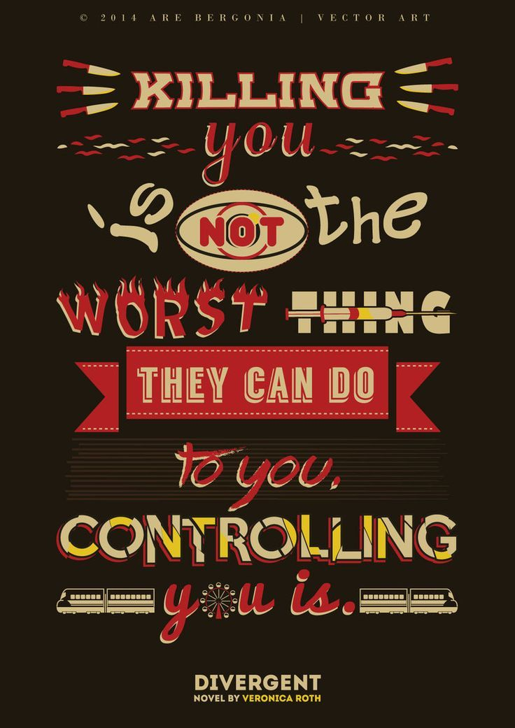 controlling you is worse