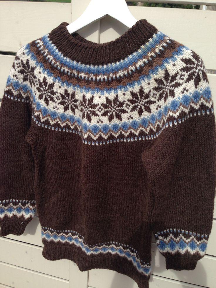 Sweaters for Jonas