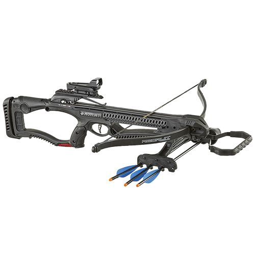 Barnett Recruit Recurve Crossbow - Because sometimes you need to be silent.