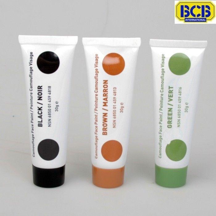 BCB Trucco 3 colori tubo