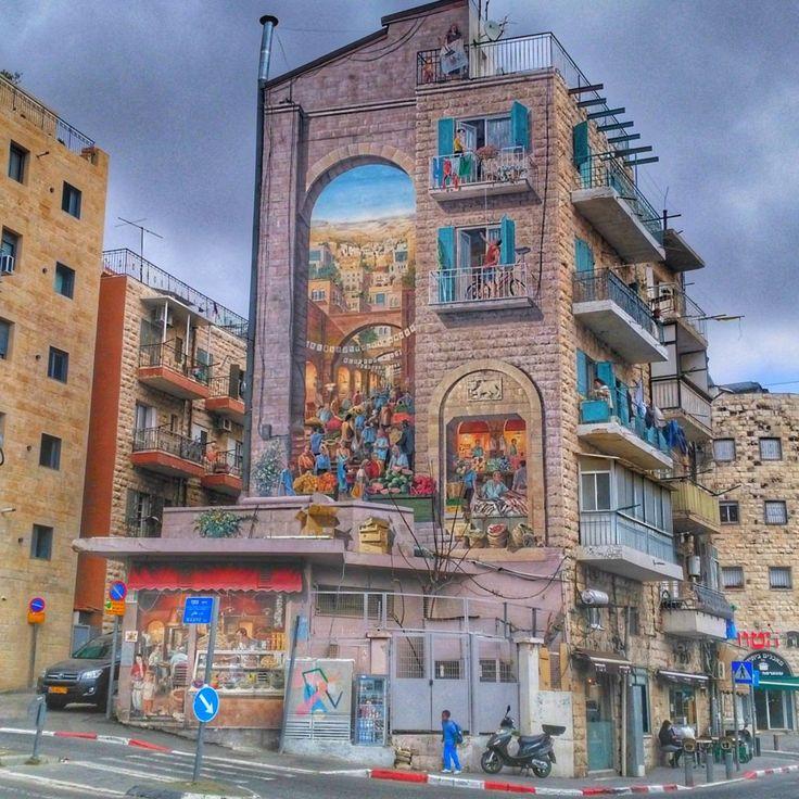 Jerusalem top 10 attractions - Mahane Jehuda, things to see in Jerusalem, Israel