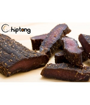 Whey Protein Biltong 100g - Post Workout