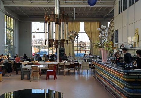 """Eindhoven designer Piet Hein Eek: """"I always want to make my own stuff"""""""