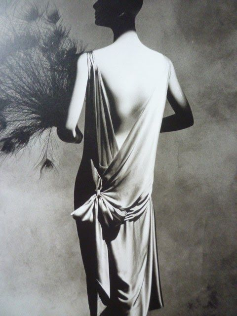 The artistry of Madeleine Vionnet. Loved her designs in my fashion class.