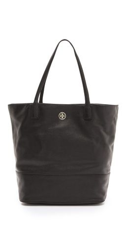 Ooh, great Tory Burch tote we'd wear every day for months. Love having all those pockets inside too to keep things extra secure. Clutches And Totes, Burch Totes, Tory Totes, Beach Bags, Tory Burch, Michelle Totes, Burch Michelle, Bags Thy, Handbags Accessories