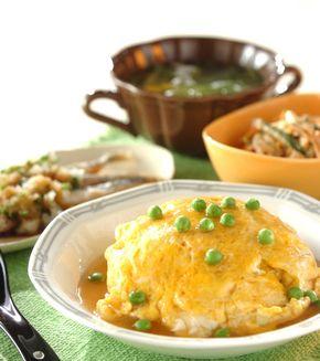 カニ缶の卵丼」の献立・レシピ - 【E・レシピ】料理のプロが作る簡単 ... カニ缶の卵丼の献立