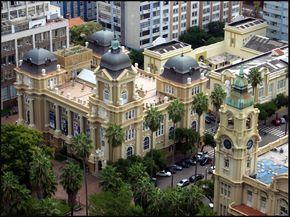 Porto Alegre (RS) - Brasil - Museu de Artes do Rio Grande do Sul