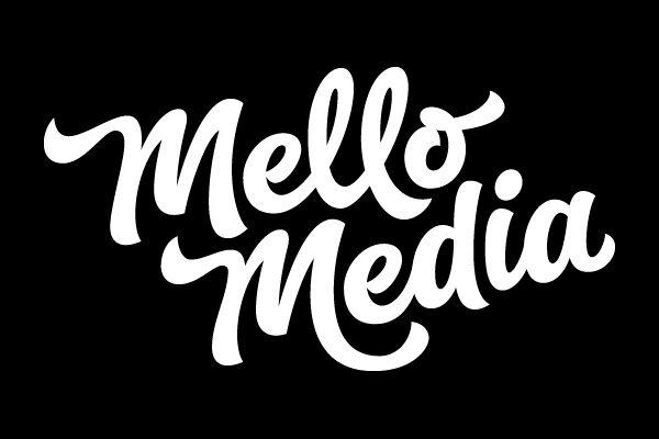 Mello Media - Rob Clarke Type Design & Lettering