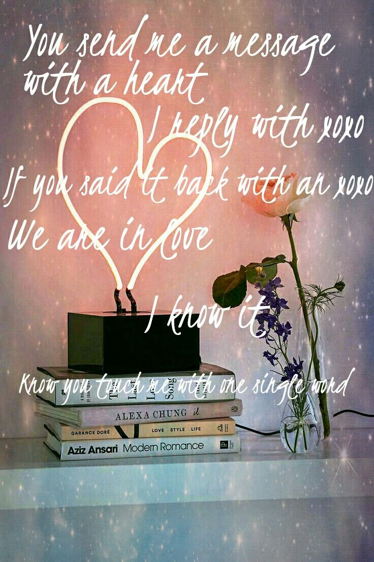 XOXO lyric edit by Chloe Is a Swiftie for Kíara