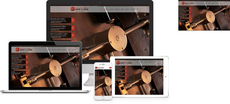Auckland Safe & Lock - website design by Forge Online http://www.forgeonline.co.nz/google-adwords/