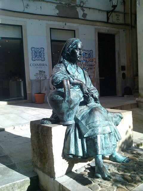 Coimbra. Quebra Costas. Tricana