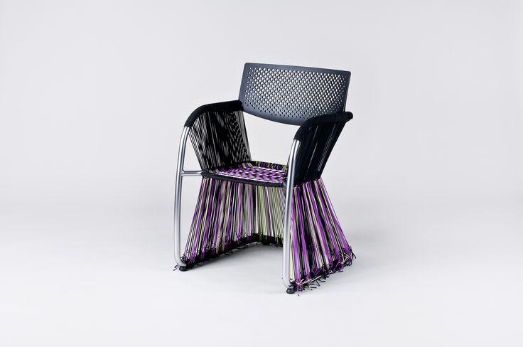 Gipsy Chair - Zuzana Šišovská. Flowers for Slovakia, Lost & Found by Vitra, 2013. http://f4sk.com/what/lost-and-found-by-vitra/gipsy-chair/