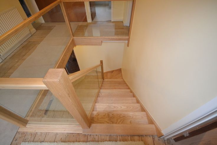 Bespoke staircase design that can increase the natural light in your home.
