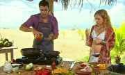 Estrelas - Joaquim Lopes ensina a preparar moqueca de peixe | globo.tv
