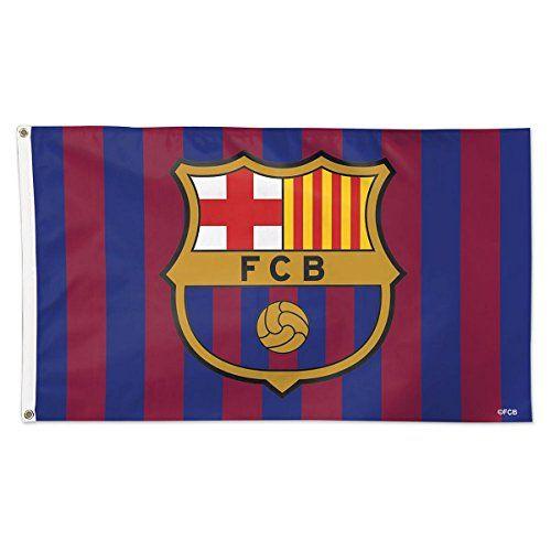 FC Barcelona 3x5 Flag International Soccer Banner