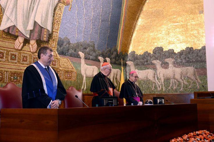 Aula Magna Pontificia Università Lateranense