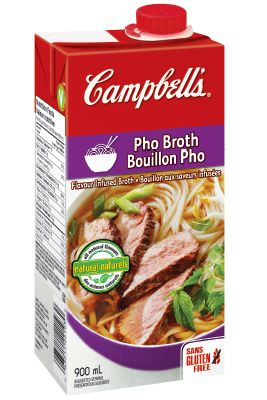 Vegetable Pho - CAMPBELL'S® Ready To Use Pho Broth