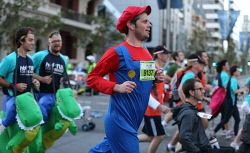 Participants in this year's HBF Run For A Reason in Perth today, Sun'. Buy or browse all images at wespix.com.au. PICTURE: NIC ELLIS   THE WEST AUSTRALIAN. TWA-0045154 © WestPix