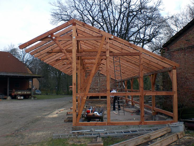 Remisen HEMME HOLZBAU (mit Bildern) Holzbau, Holzbau