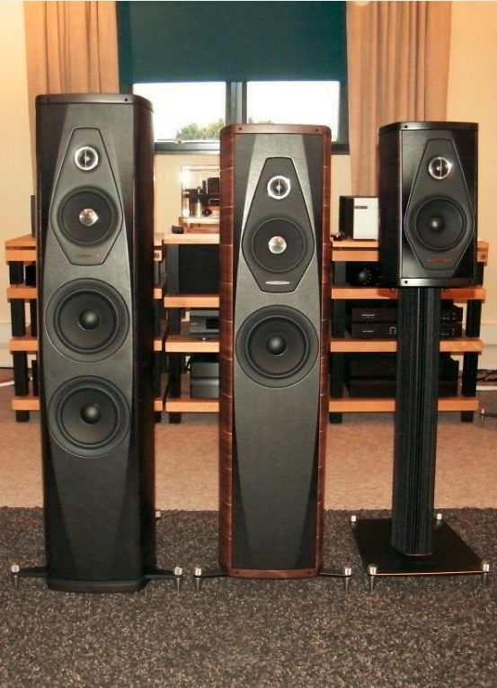 1000 images about sonus faber on pinterest toys floor standing speakers and search. Black Bedroom Furniture Sets. Home Design Ideas