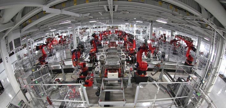 Ce s-a întâmplat după ce oamenii au fost înlocuiți cu niște roboți într-o fabrică din China