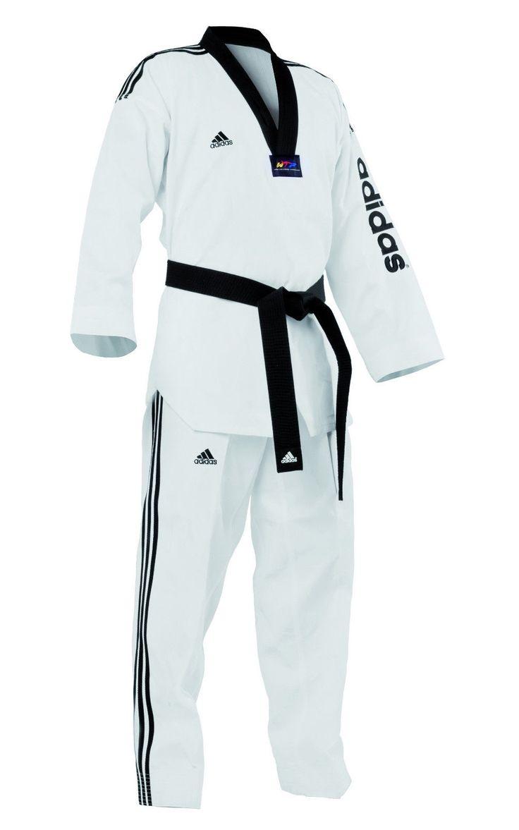 Dobok taekwondo adidas Super Master