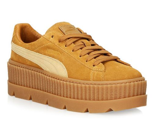 CLEATED CREEPER SUEDE BY RIHANNA  d8f1012d9