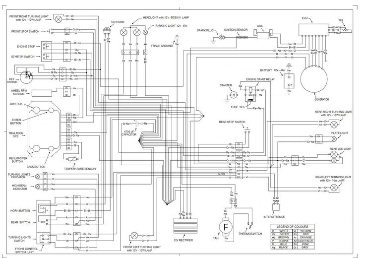 Unique Wiring Schematic for Gibson Les Paul #diagram #