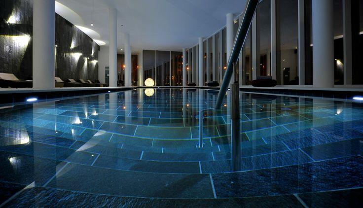 Palanga Spa  Design Hotel i Palanga, Litauen - Offerdalskifer fra Minera