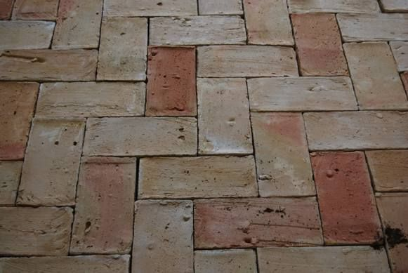 Hand Made Rustic Terracotta Tile Spanish Revival Tiles