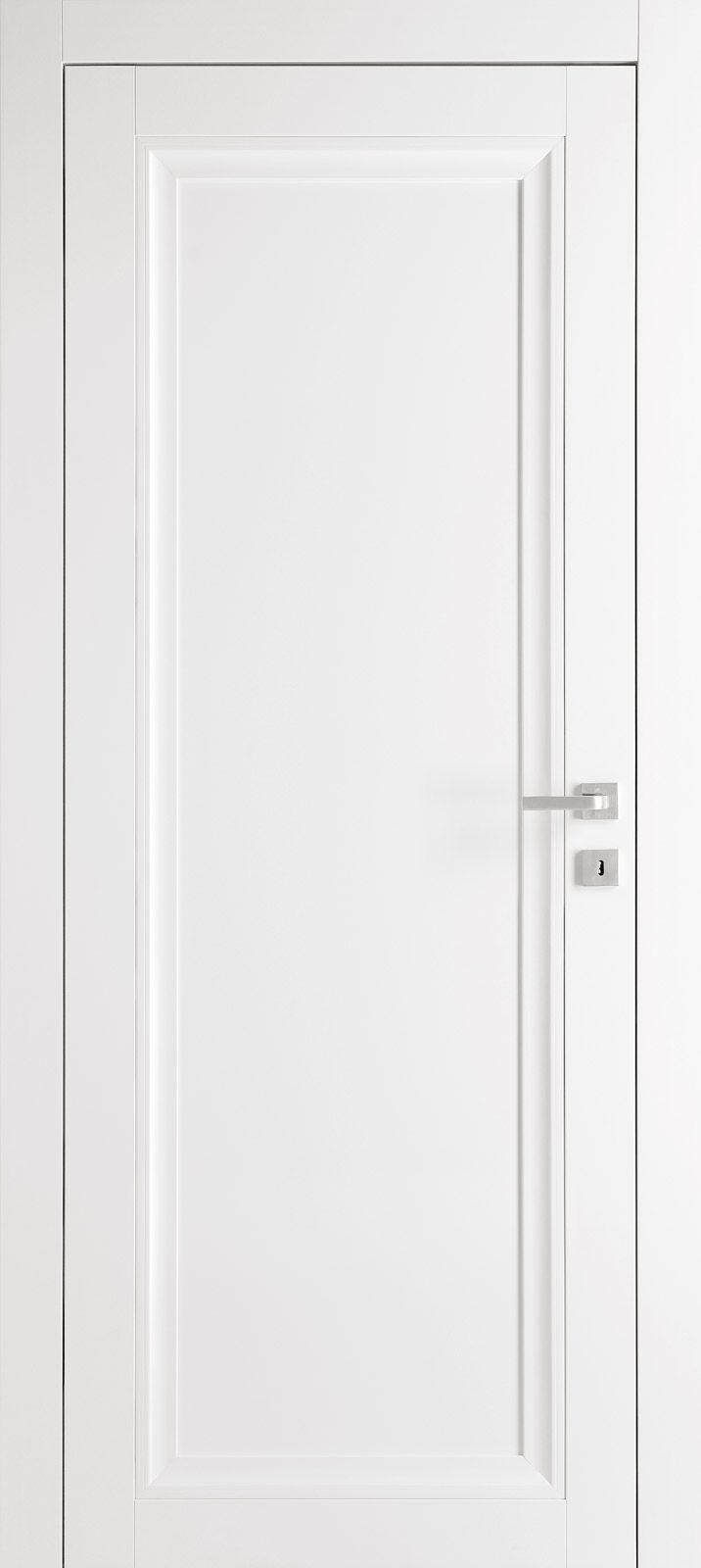 Межкомнатная дверь STELLA PD Bianco