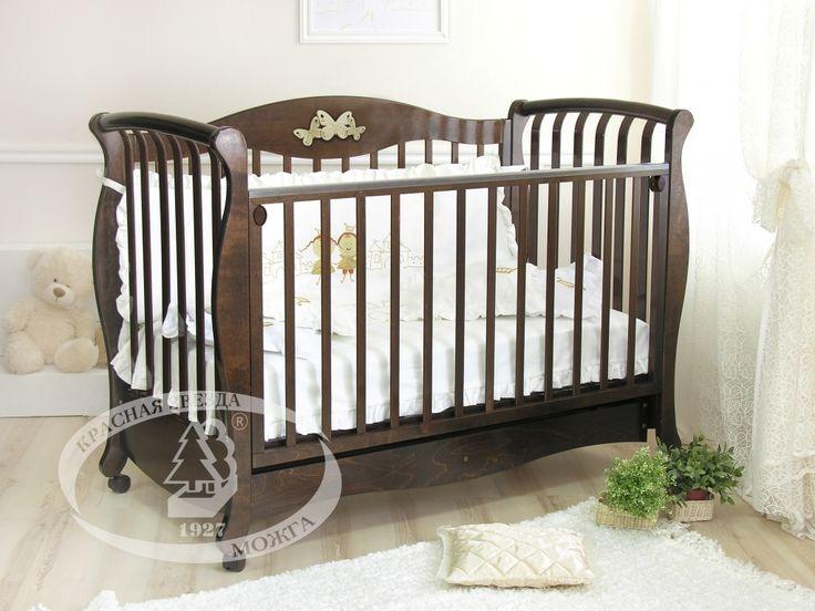 Детская кроватка Можга Елизавета С-553