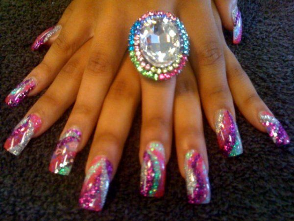 Ghetto Nail Designs | Powered by Discuz! 7.2