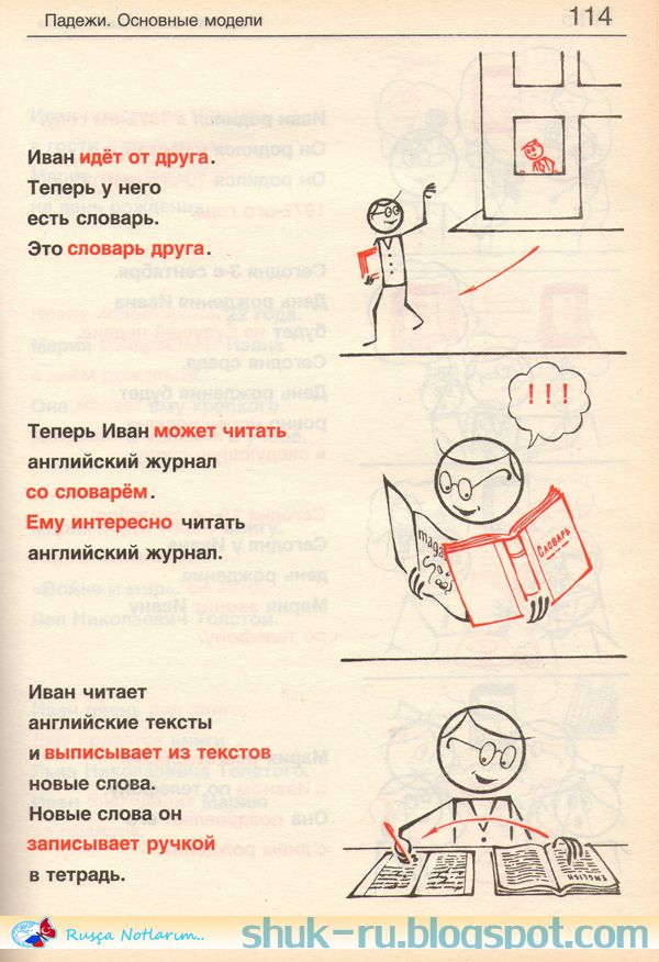 Learning Russian Language 14