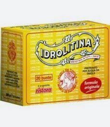 Pulire con l'idrolitina