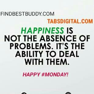 Monday is like a math problem: add the irritation, subtract the sleep, multiply the problems, and divide the happiness.  Happy #Monday!   www.findbestbuddy.com   www.tabsdigital.com