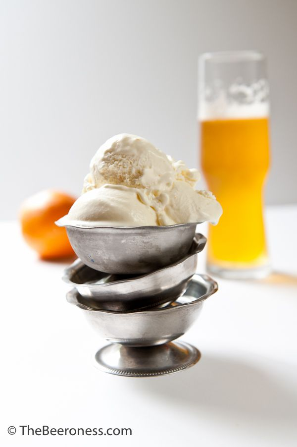 Sour Cream Ice Cream: Cream Ice, Sour Cream, Ice Cream Maker, Beer ...