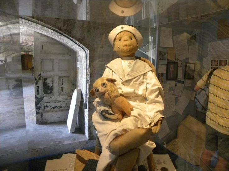 Ever heard of Robert the Doll?Does the idea of haunted dolls thrill you?If you said yes, you're in for a treat. Because you're about to discover a real life terror. One that has inspired horror