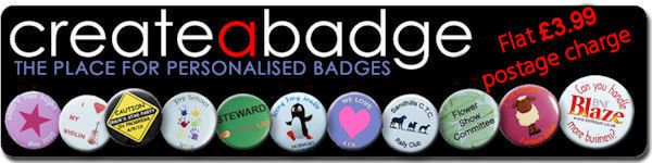 Personalised Badges | Hen Night Badges | Photo Badges | School Badges - Createabadge.co.uk