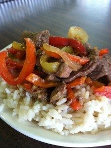 Summer Stir Fry with Beef | Food | Pinterest