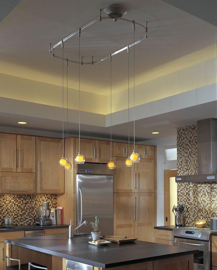 Use A Track Lighting System For A Purposeful U2013 And Customizable U2013 Lighting  Option. The