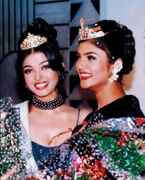 Image result for sushmita sen and aishwarya