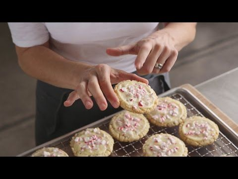 How to Make Christmas Holiday Cookies - YouTube