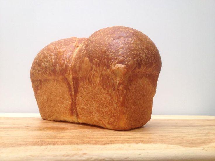 Pan brioche de yogur, bread