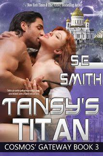S.E. Smith - Serie Cosmos' Gateway 03 - El titán de Tansy - #QuieroLeerloYa#